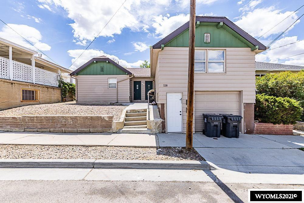 118 & 116 Pine St, Rock Springs, WY 82901