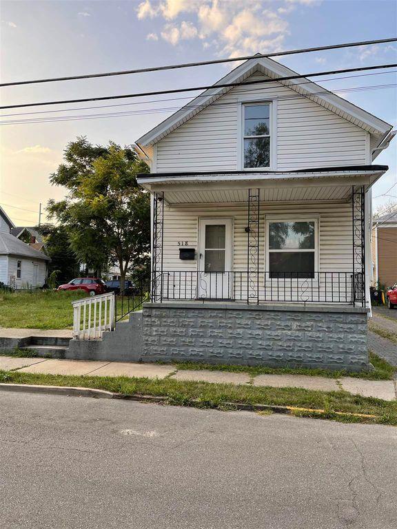 518 W Brackenridge St, Fort Wayne, IN 46802