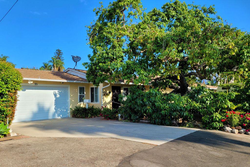 77 Magnolia Ave, Goleta, CA 93117