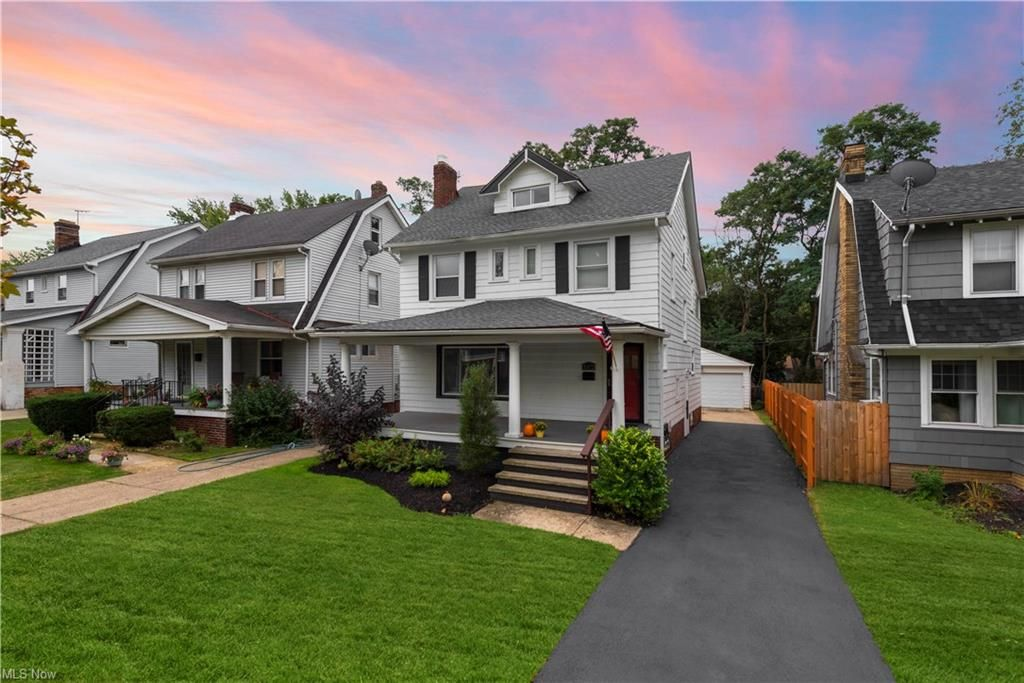 3372 Silsby Rd, Cleveland Heights, OH 44118