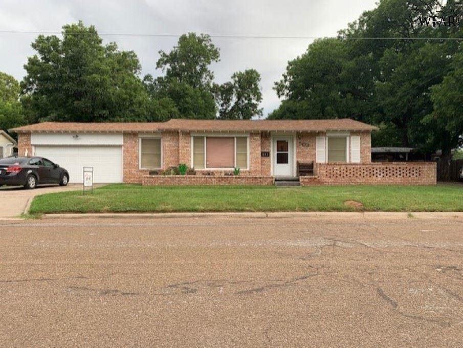 503 Glendale St, Burkburnett, TX 76354