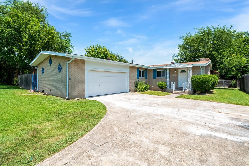 142 S Crestwood Blvd, Desoto, TX 75115
