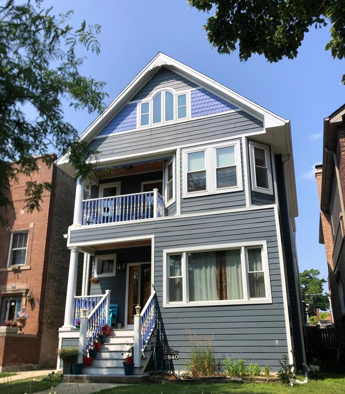 3840 N Francisco Ave, Chicago, IL 60618