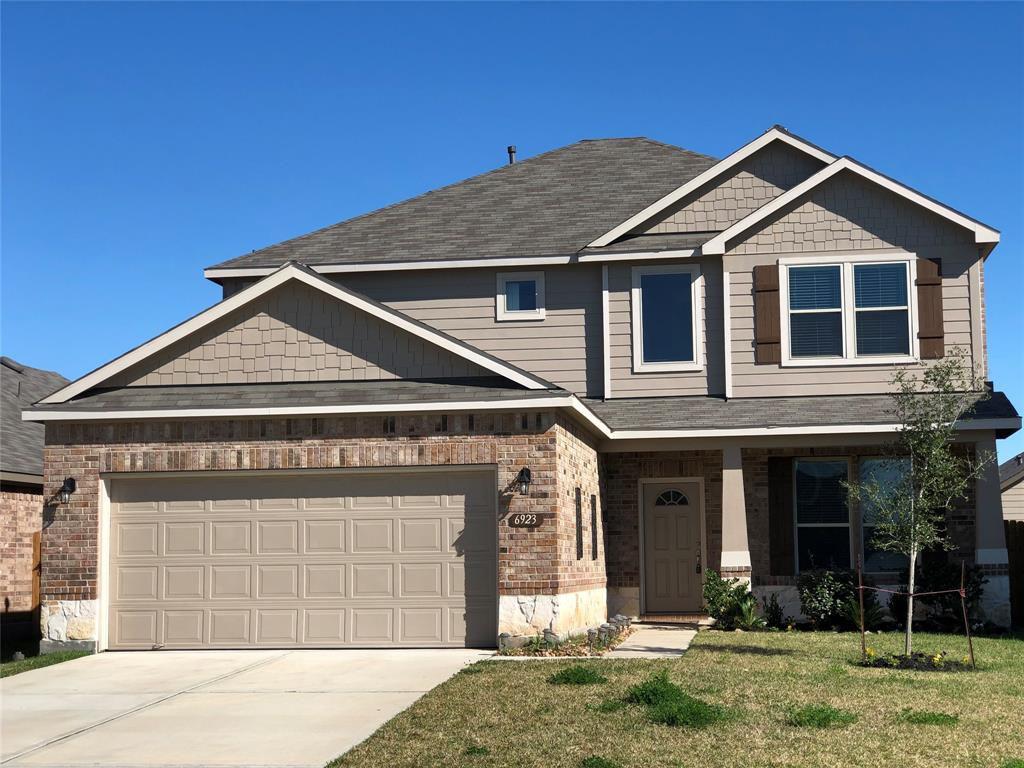 6923 Glenmoor Dr, Rosharon, TX 77583