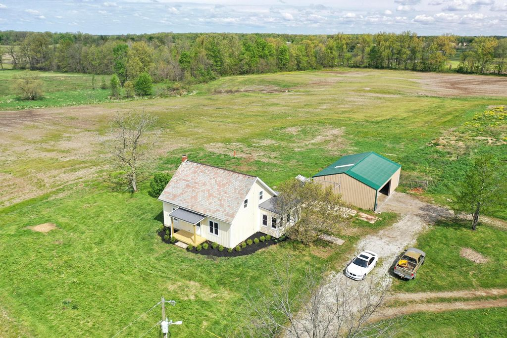 4885 Township Road 121, Mount Gilead, OH 43338