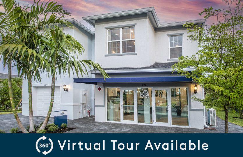 Grayton Plan in Ocean Cove, Stuart, FL 34996