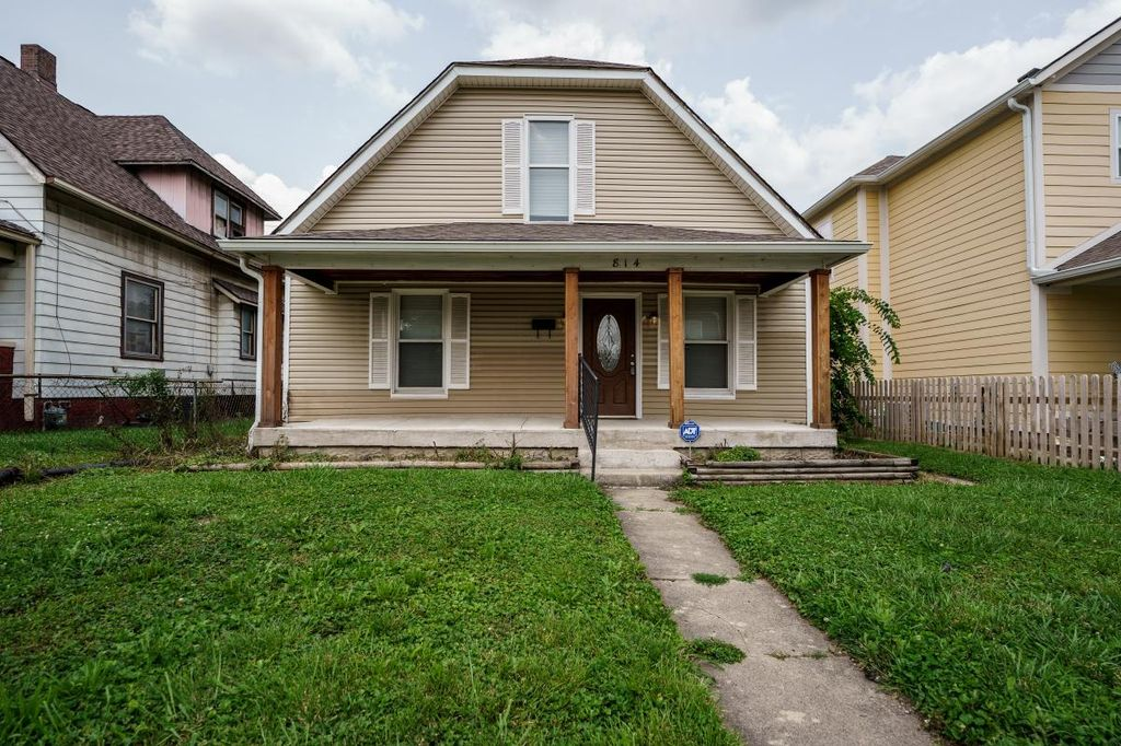 814 Lincoln St, Indianapolis, IN 46203