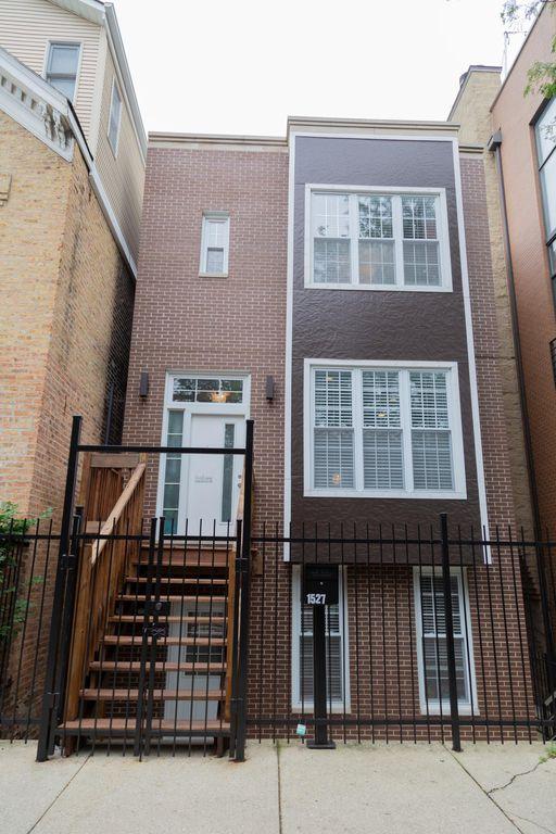 1527 N Wood St #2, Chicago, IL 60622