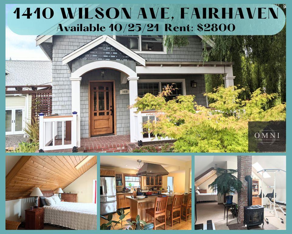 1410 Wilson Ave, Bellingham, WA 98225