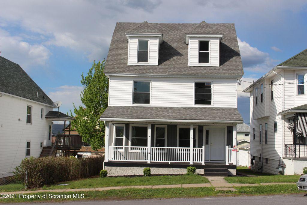 1254 Saint Ann St, Scranton, PA 18504