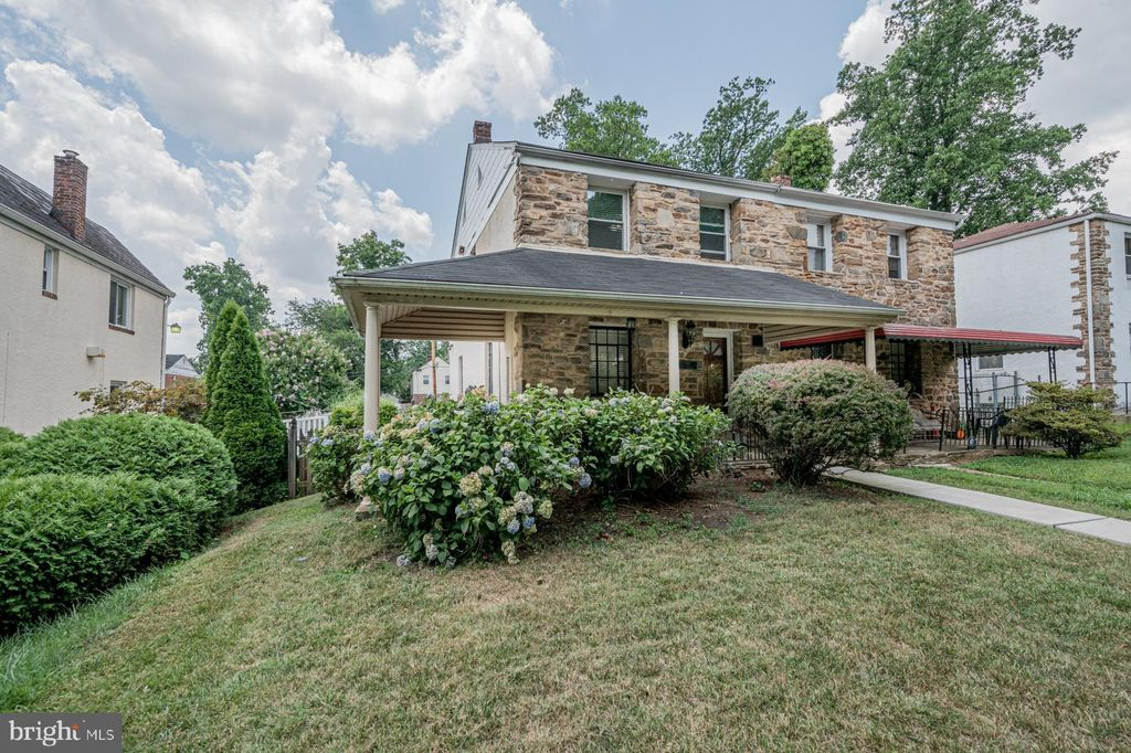 5830 Jonquil Ave, Baltimore, MD 21215