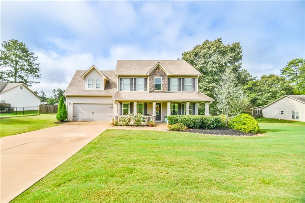 1704 Meadowview Ln, Loganville, GA 30052