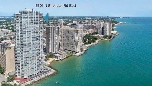 6101 N Sheridan Rd E #32-D, Chicago, IL 60660