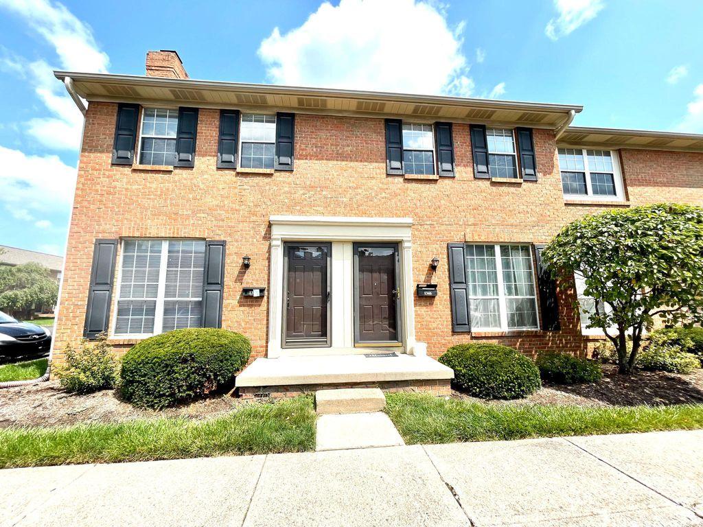 1348 Blair House Ct, Columbus, OH 43235