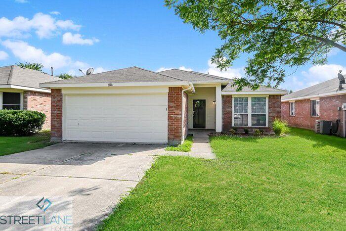 1118 Singletree Dr, Forney, TX 75126