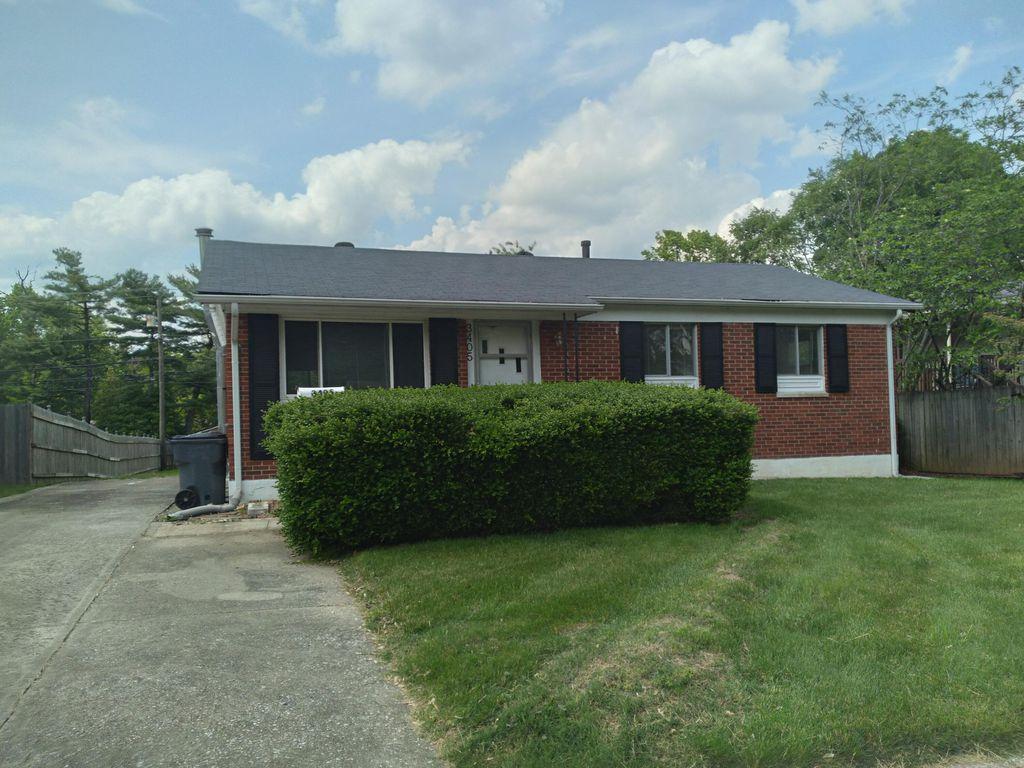 3405 Holwyn Rd, Lexington, KY 40503