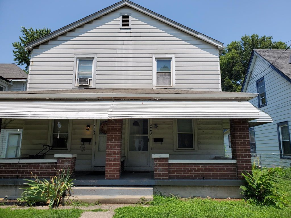 2005 Woodlawn Ave, Middletown, OH 45044