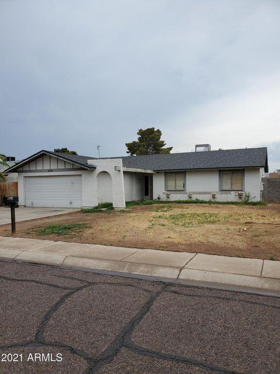 8743 W Weldon Ave, Phoenix, AZ 85037