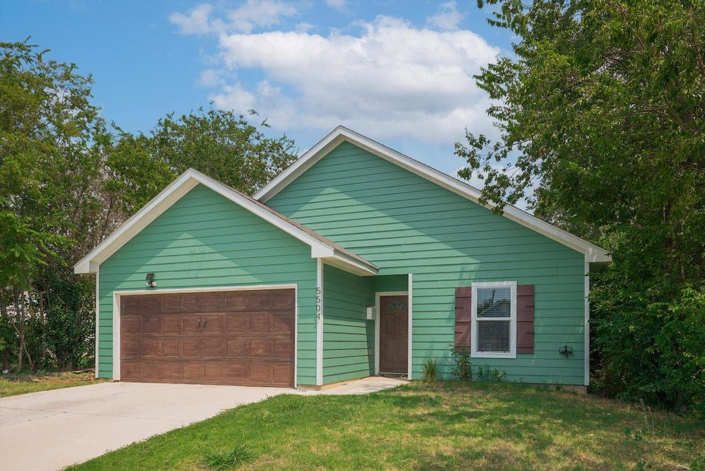 5504 Wellesley Ave, Fort Worth, TX 76107