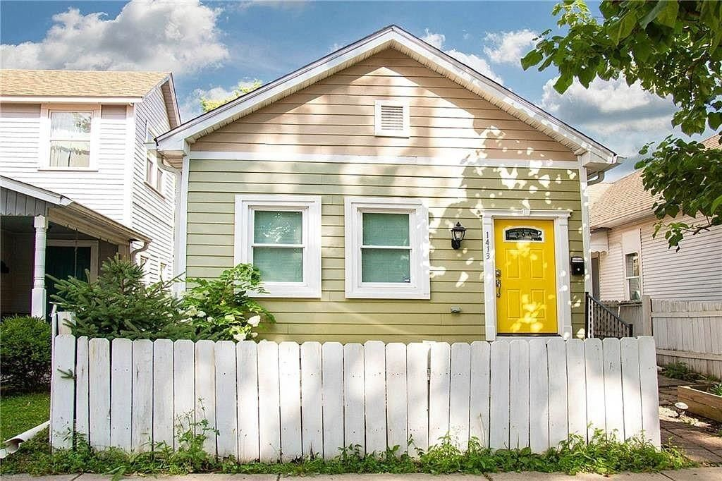 1413 S New Jersey St, Indianapolis, IN 46225