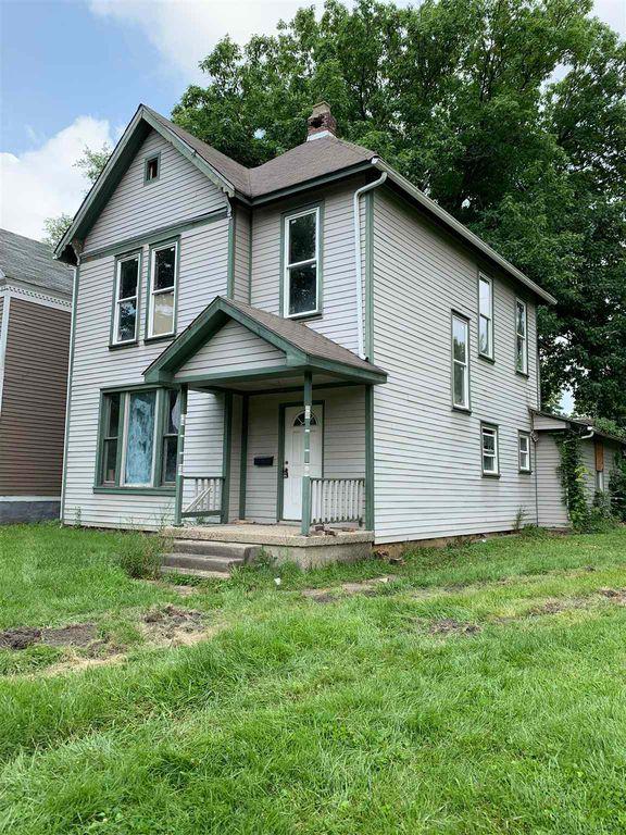 328 W Creighton Ave, Fort Wayne, IN 46807