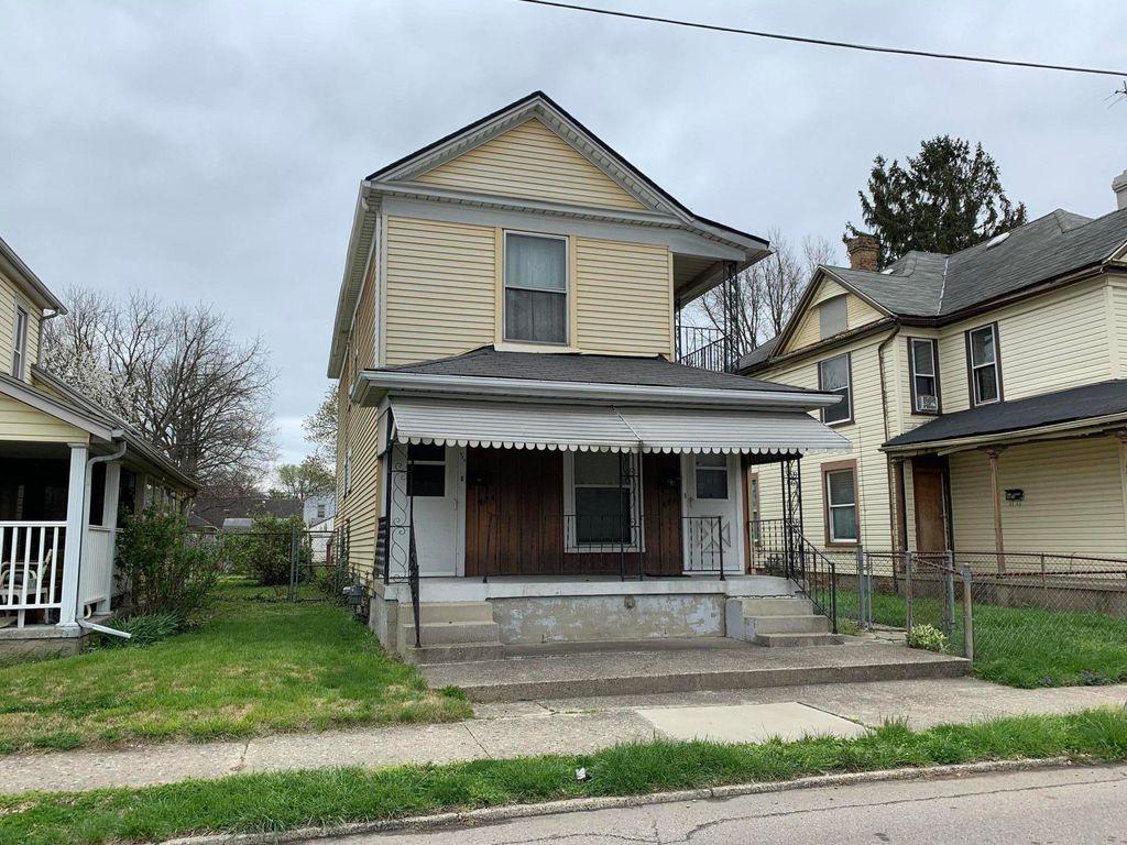 424 Boltin St, Dayton, OH 45410