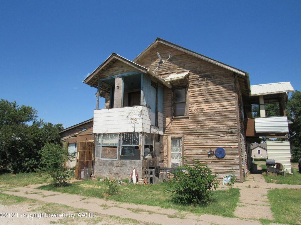 404 N Lincoln St, Amarillo, TX 79107