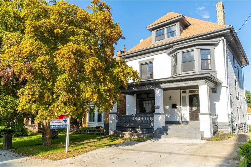 1129 Greenfield Ave, Pittsburgh, PA 15217