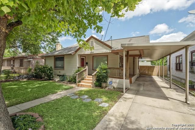 1743 W Huisache Ave, San Antonio, TX 78201
