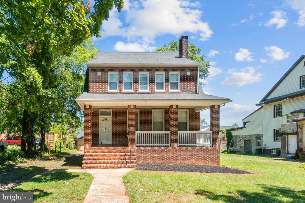 3706 Liberty Heights Ave, Baltimore, MD 21215