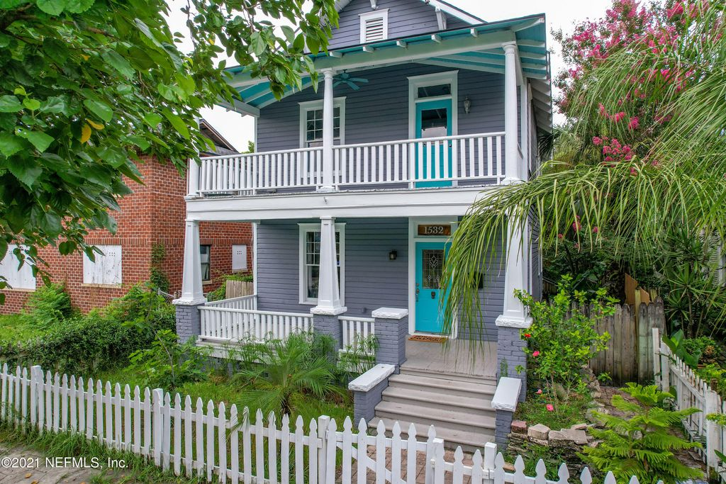 1532 Perry St, Jacksonville, FL 32206
