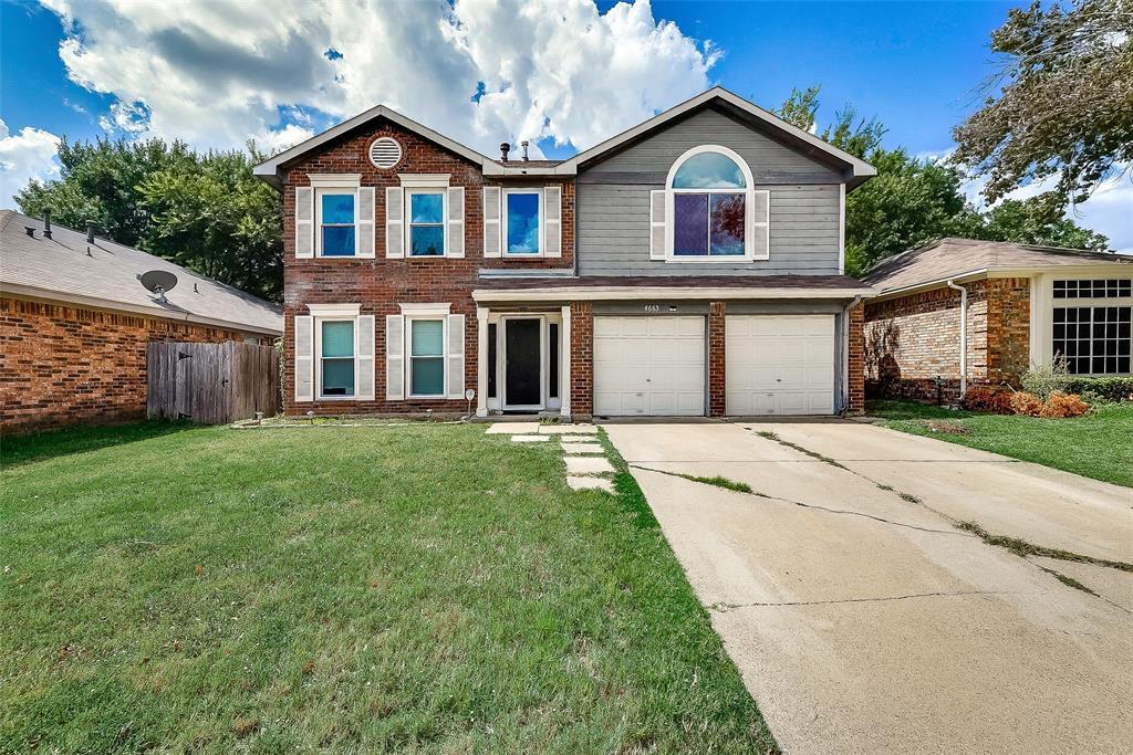 4663 Heatherbrook Ln, Grand Prairie, TX 75052