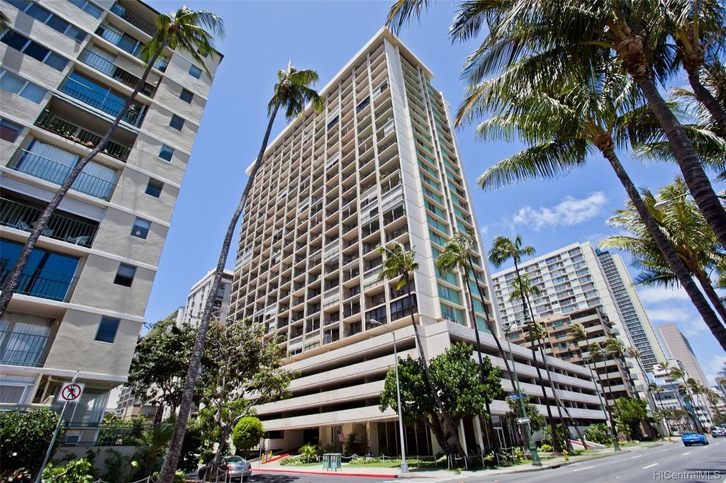 2345 Ala Wai Blvd #1010, Honolulu, HI 96815
