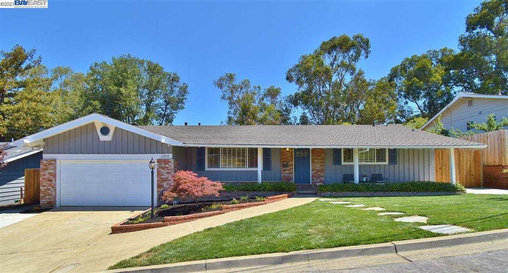 2464 Lancaster Ct, Hayward, CA 94542