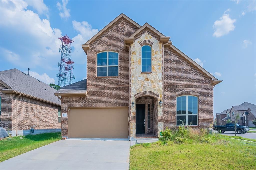 2101 Moonsail Ln, Denton, TX 76210