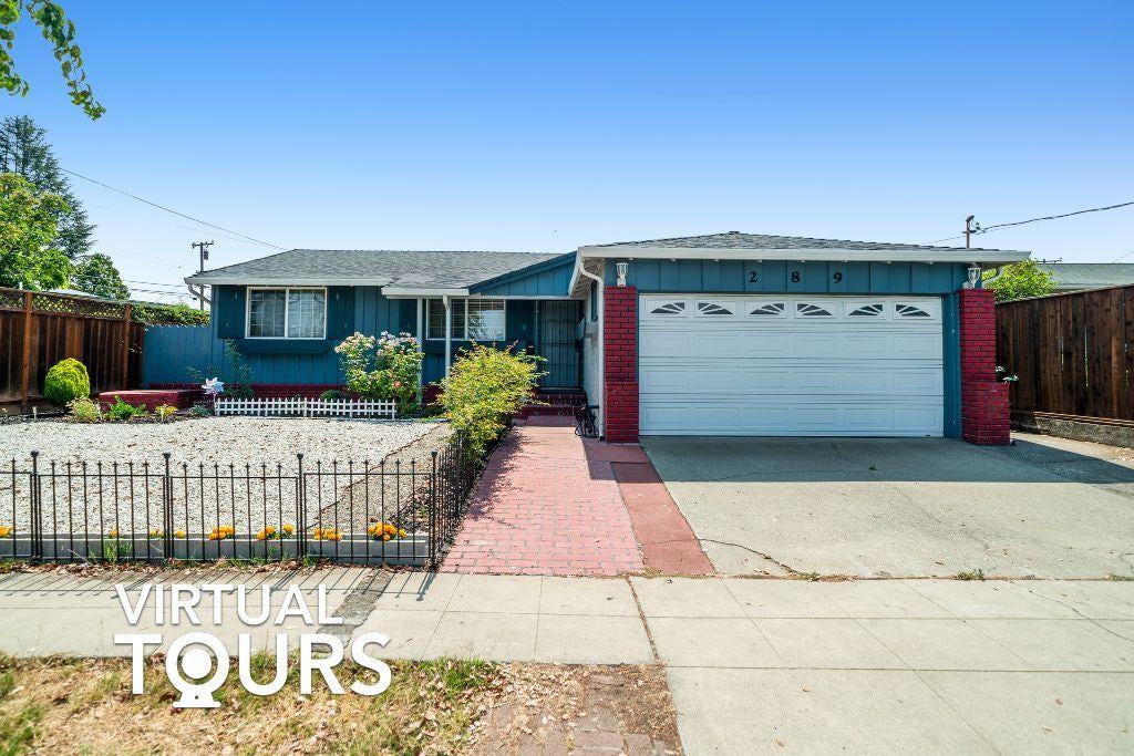 289 Gresel St, Hayward, CA 94544