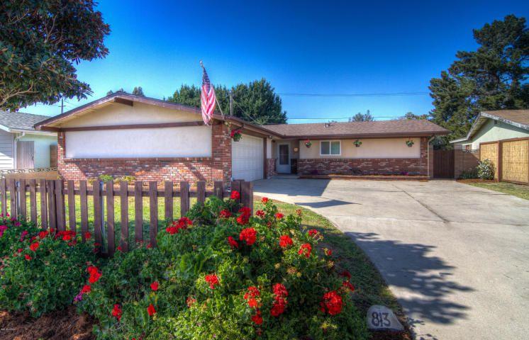 813 E Bush Ave, Lompoc, CA 93436