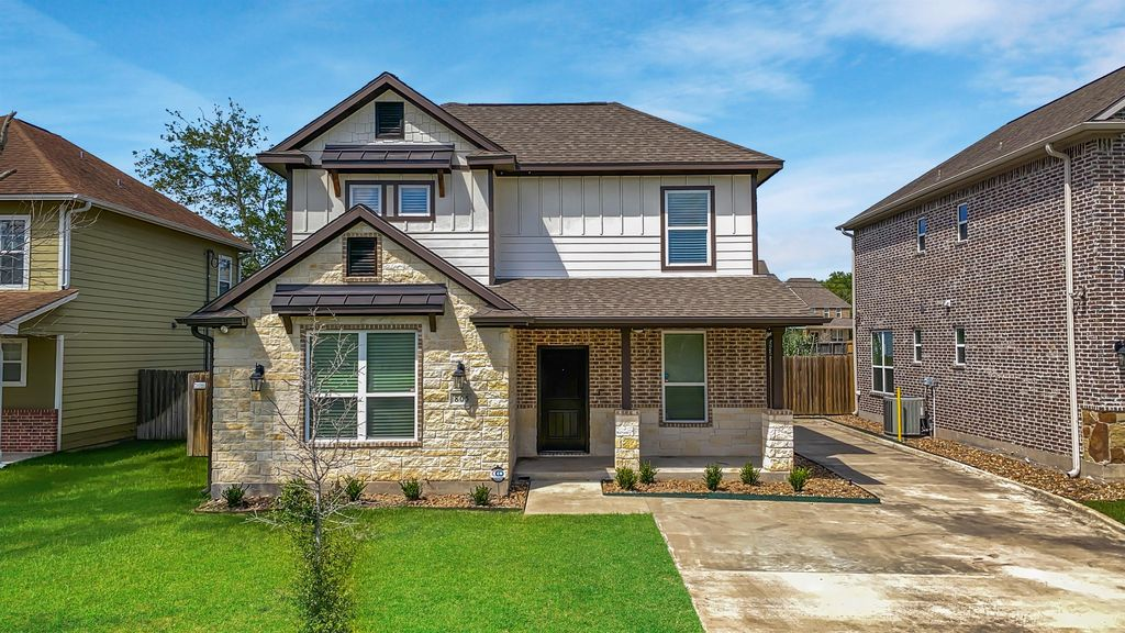 805 Montclair Ave, College Station, TX 77840