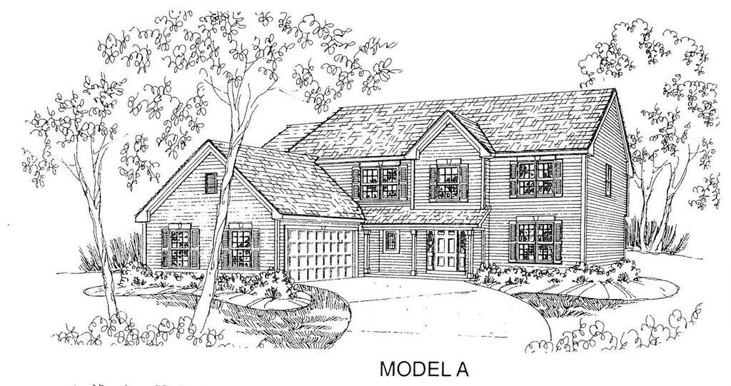 Hampton Plan in Bailey Estates, Williams Bay, WI 53191