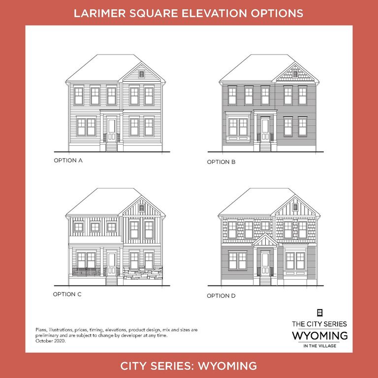 Larimer Square Plan in City Series Wyoming, Cincinnati, OH 45215