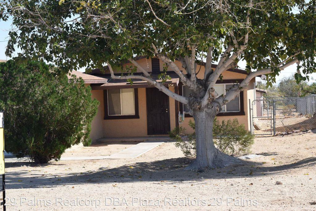 5543 Encelia Ave, Twentynine Palms, CA 92277