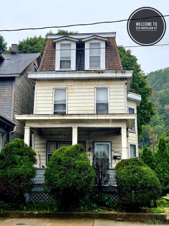 524 Napoleon St, Johnstown, PA 15901