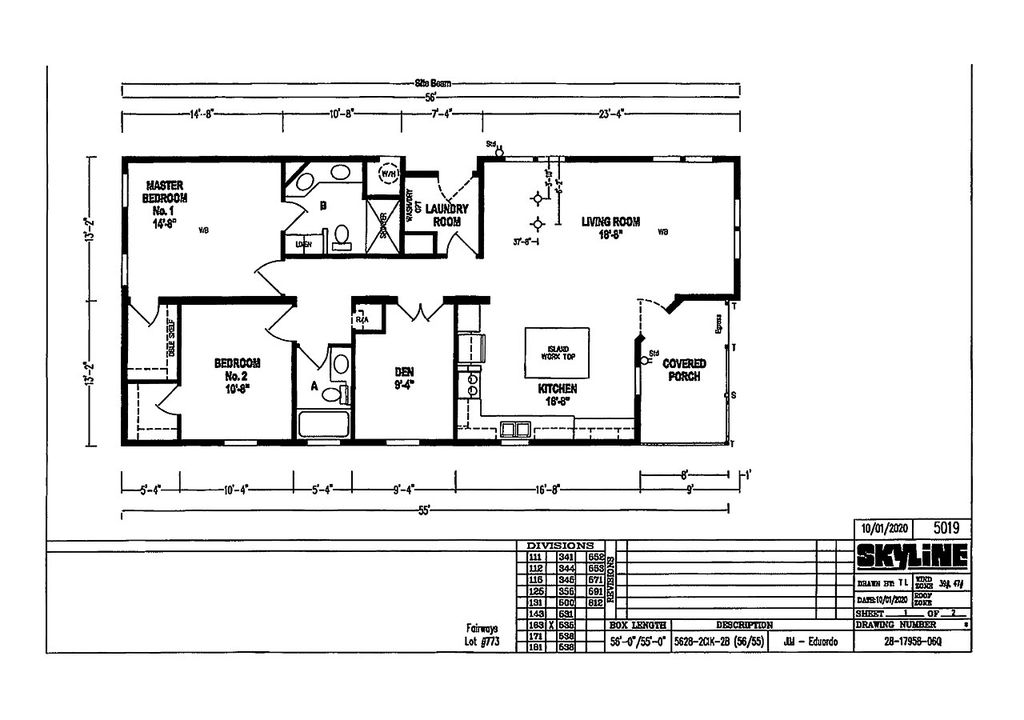 2112 PEBBLE BEACH BLVD. Plan in Fairways Country Club, Orlando, FL 32826
