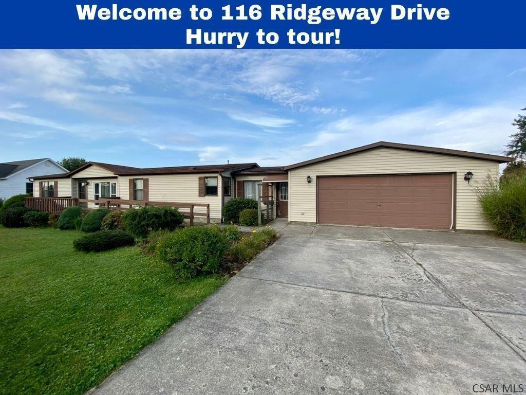 116 Ridgeway Dr, Johnstown, PA 15904