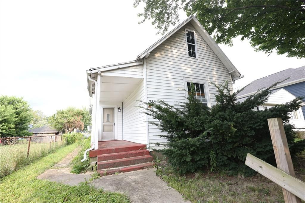 1127 S State Ave, Indianapolis, IN 46203