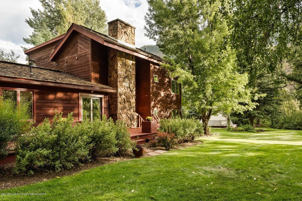 2122 Lower River Rd, Snowmass, CO 81654