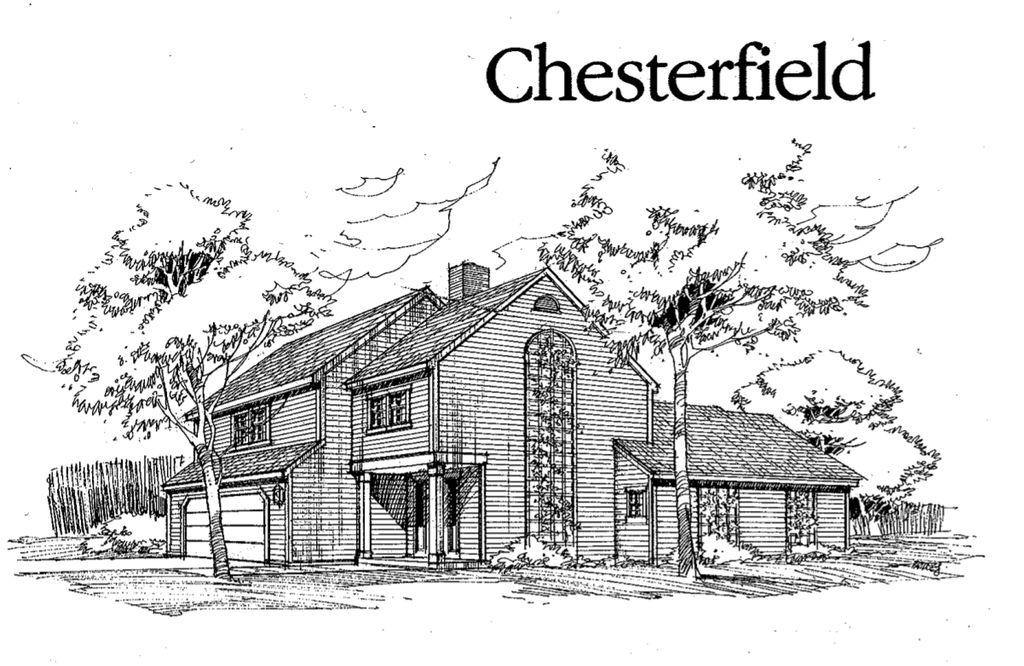 Chesterfield Plan in Lan Avon Development, Lewisburg, PA 17837