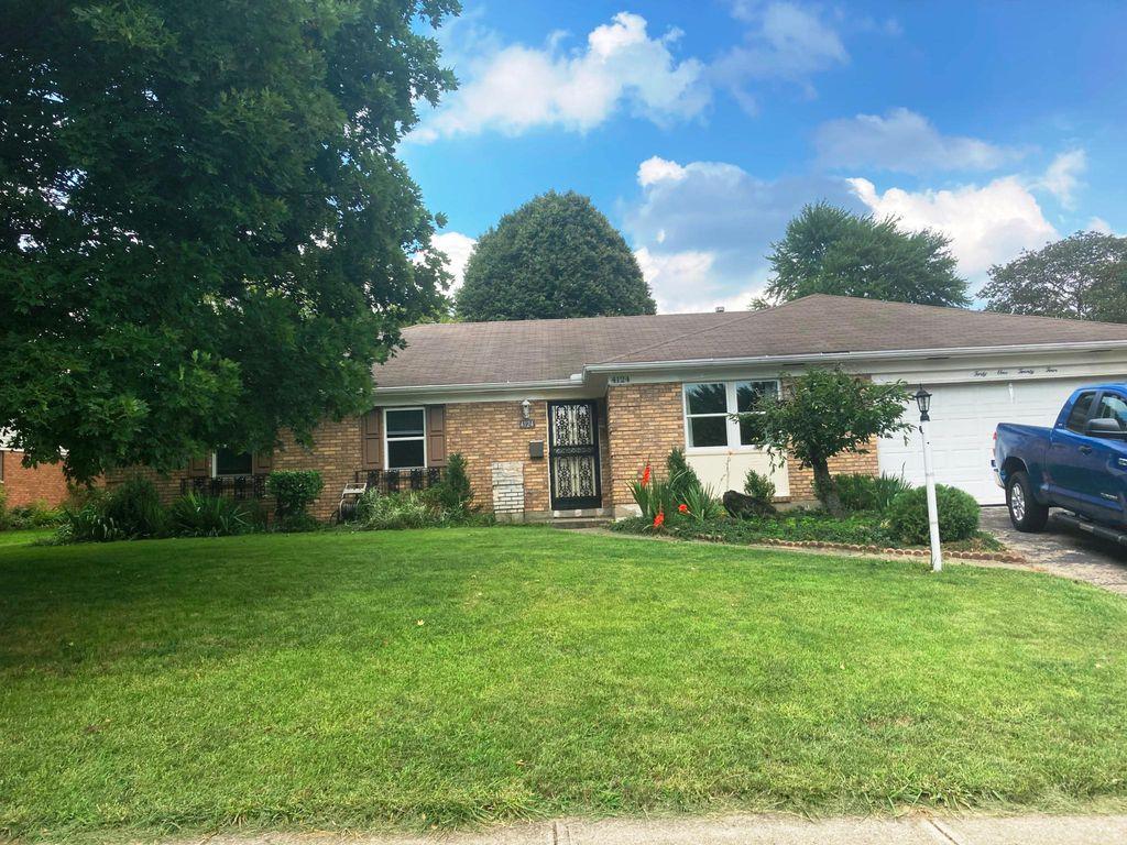 4124 Wagner Rd, Dayton, OH 45440