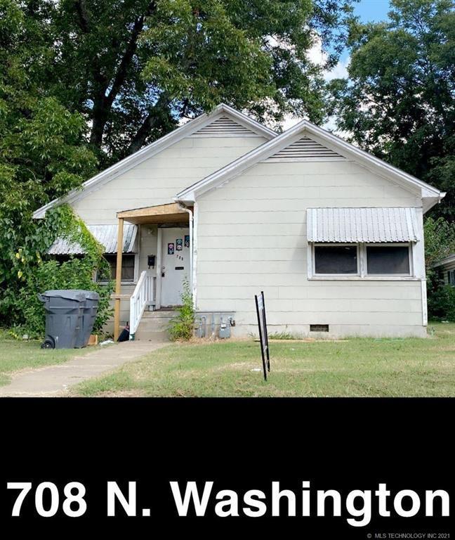 708 N Washington St, Ardmore, OK 73401
