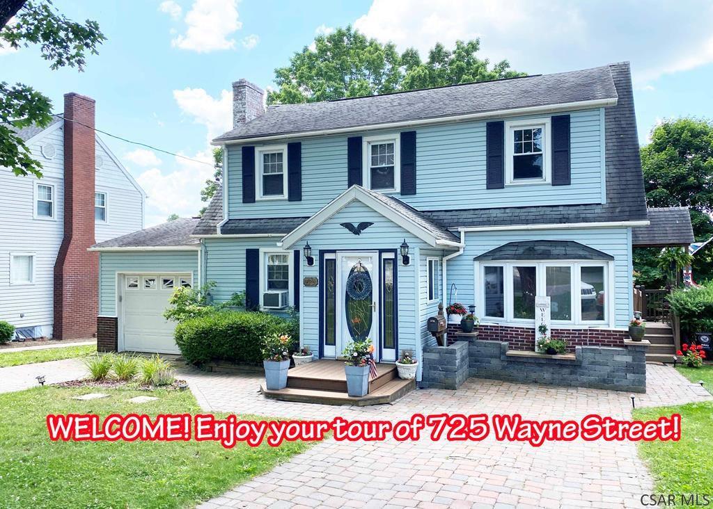 725 Wayne St, Johnstown, PA 15905